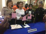 Konsumsi Narkoba, Polisi Gadungan Ditangkap di Jaksel