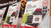 MicroSD Monster 400 GB Masuk Indonesia, Harganya?
