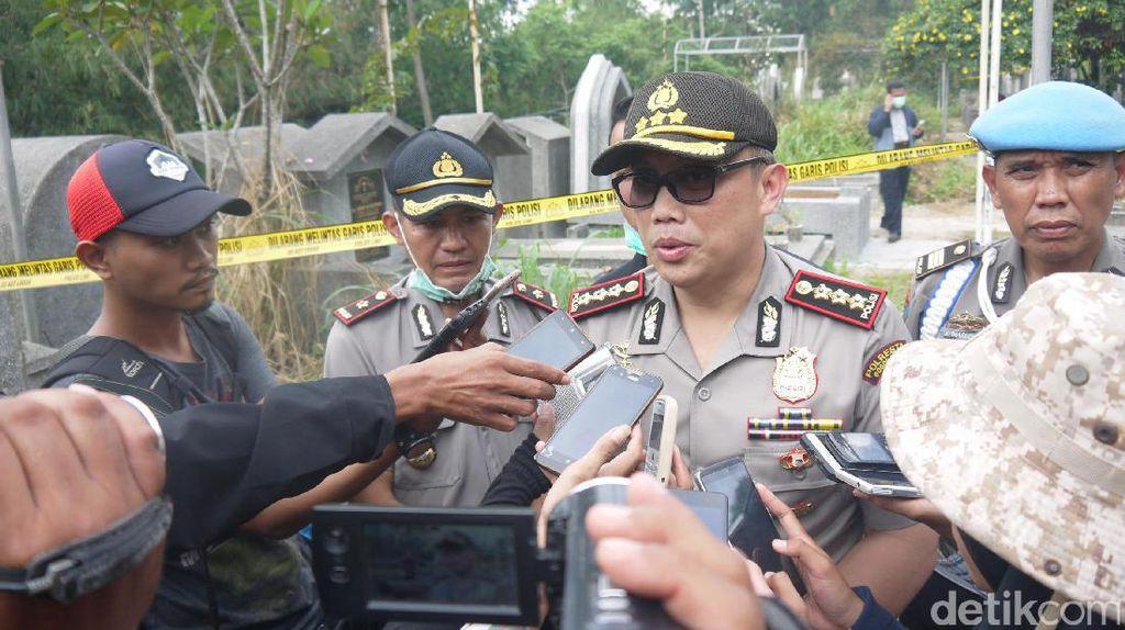 Polisi Buru Tiga Tersangka Kasus Gladiator Siswa di Bogor