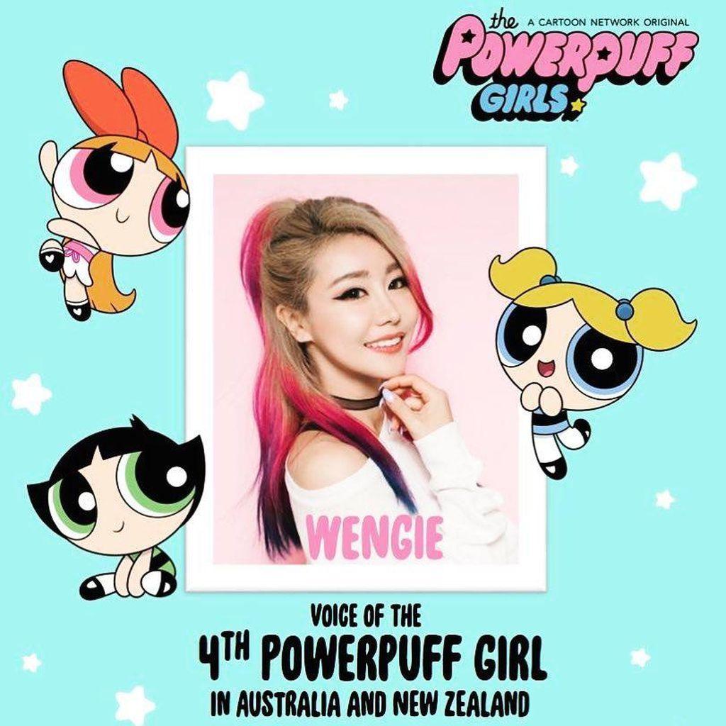 Ada YouTuber Cantik di Balik Suara PowerPuff Girls