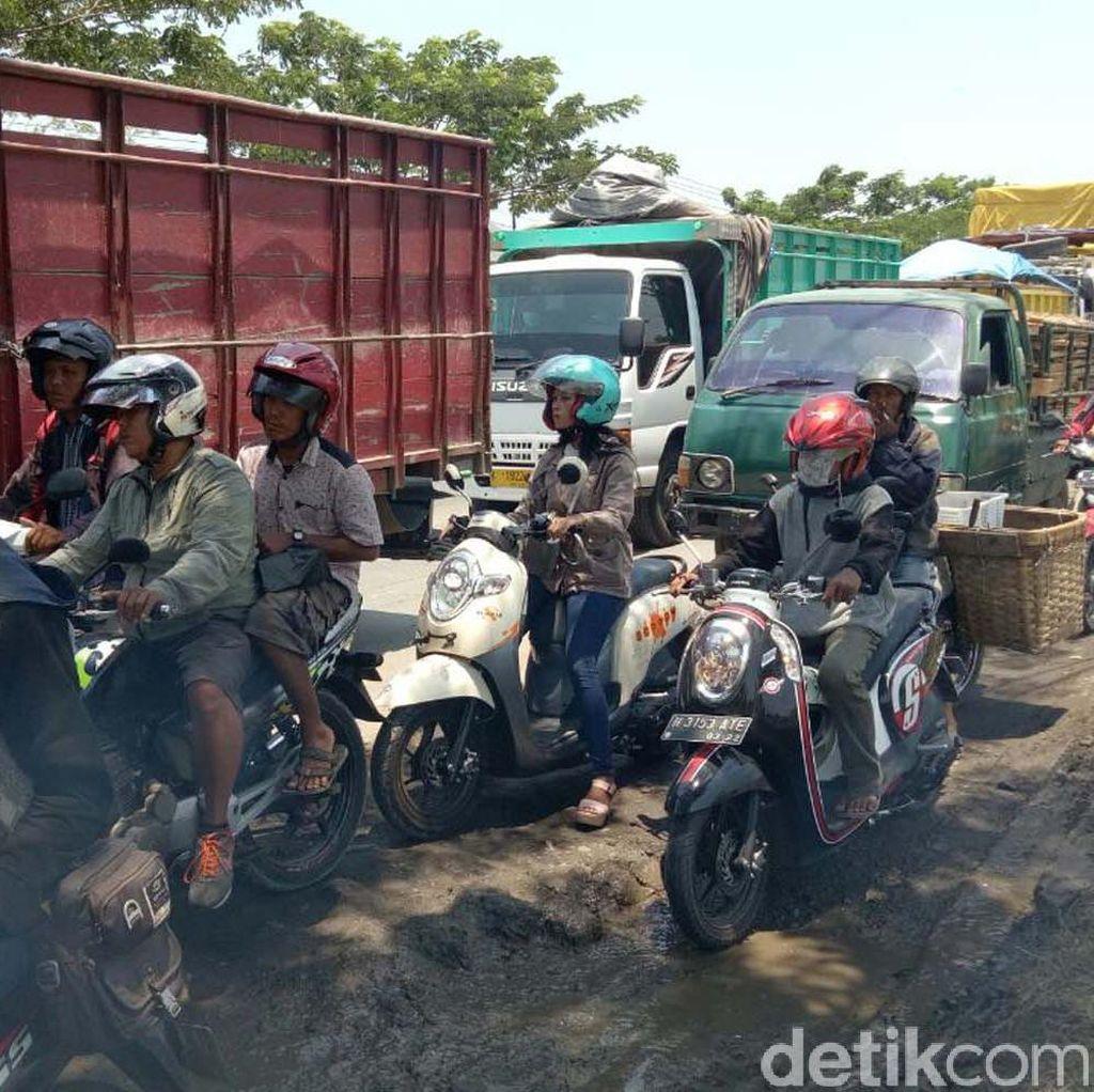 Jalur Macet, Bus Jepara-Semarang Naikkan Tarif