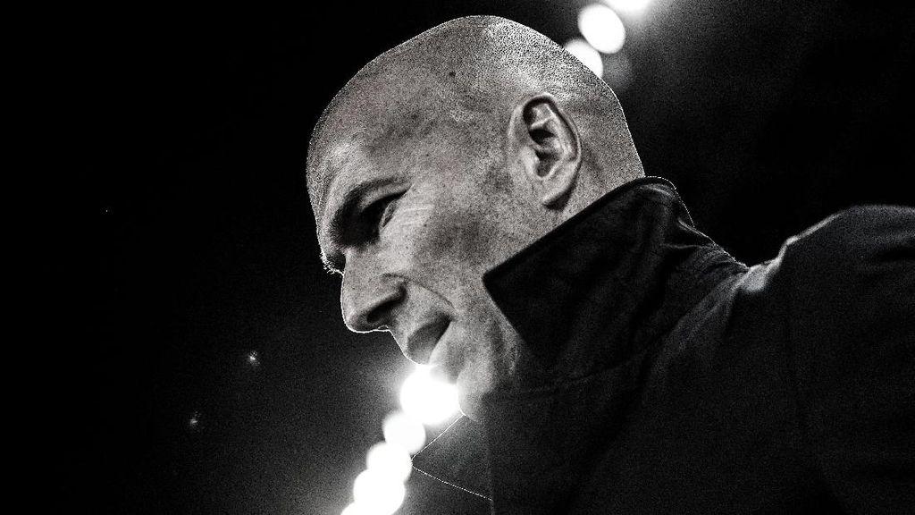 Zidane Mengaku Sudah Perbarui Kontrak dengan Madrid