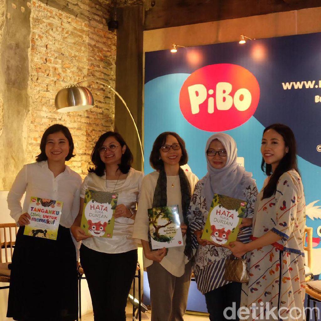 Buku Anak-anak di Toko Buku Online PiBo Jauh dari Konten Negatif