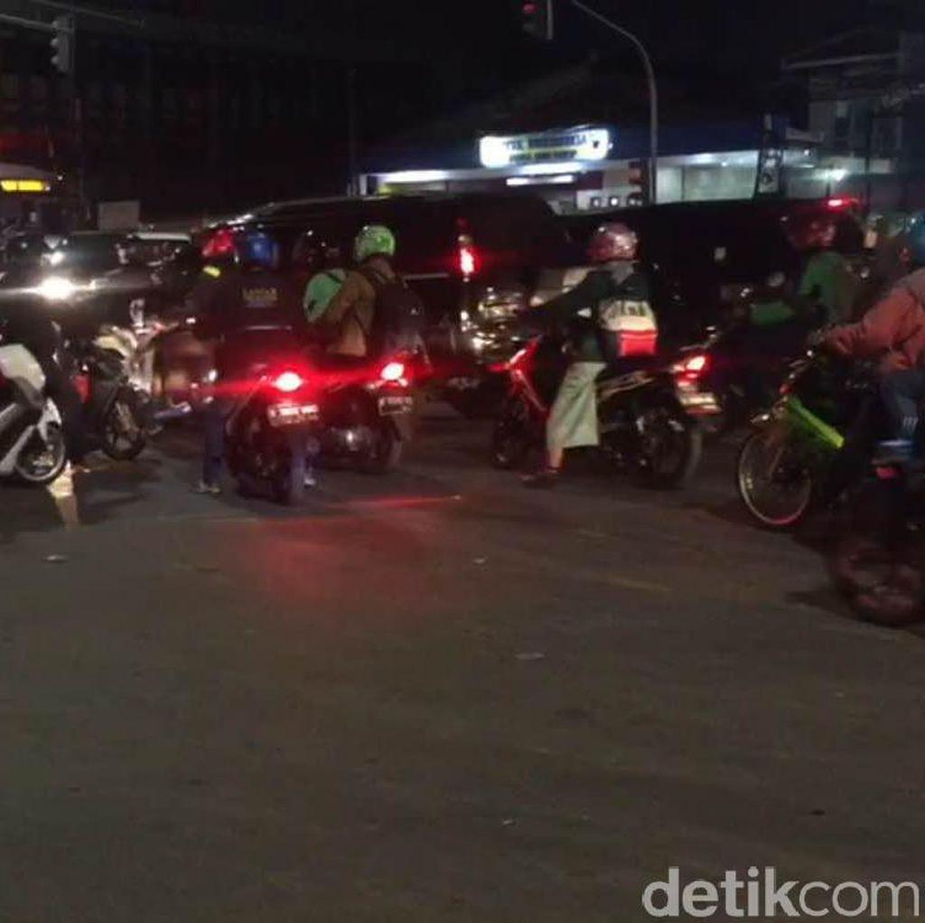 Video Semrawutnya Simpang Matraman