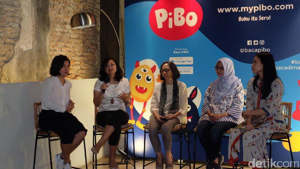 Toko Buku Anak-anak Online Pertama di Indonesia PiBo Diluncurkan