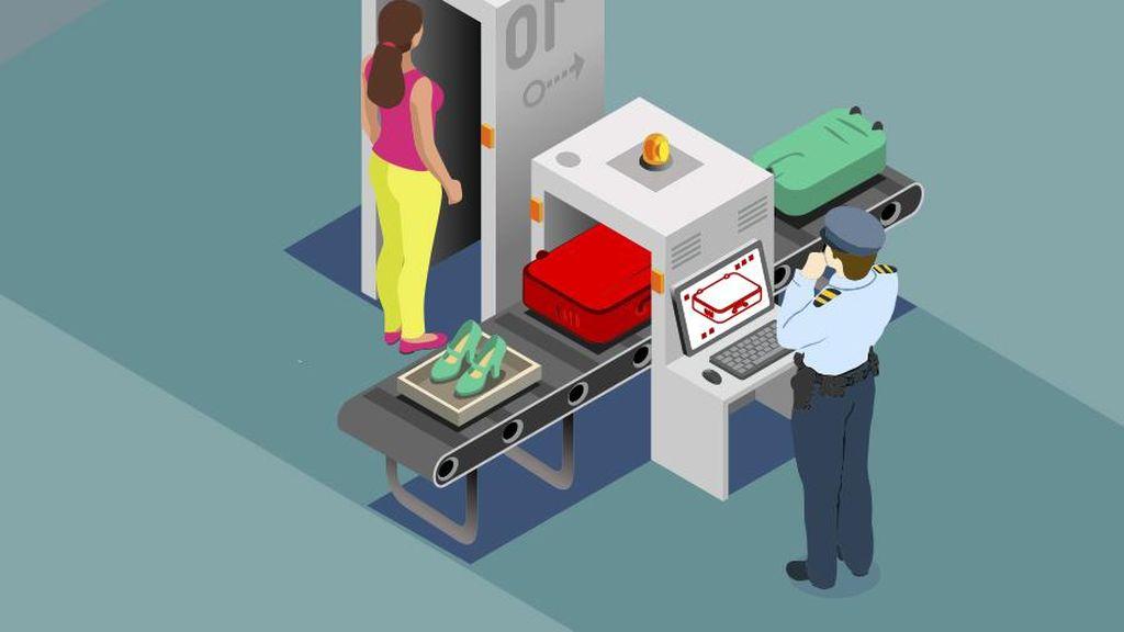 Beli Barang Mewah di Luar Negeri, Ini yang Harus Dilakukan di Bandara RI