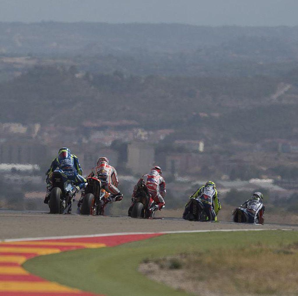 Statistik MotoGP Aragon