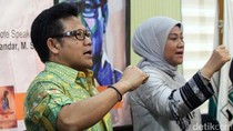 Cak Imin Hadiri Workshop Film Fraksi PKB