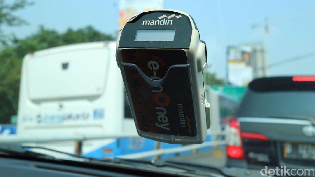OBU Bisa Dipakai di Gardu Tol Otomatis Biasa Asal Ada Tanda Ini