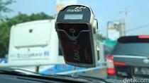 OBU Bisa Kurangi Antrean Hingga Polusi di Gerbang Tol