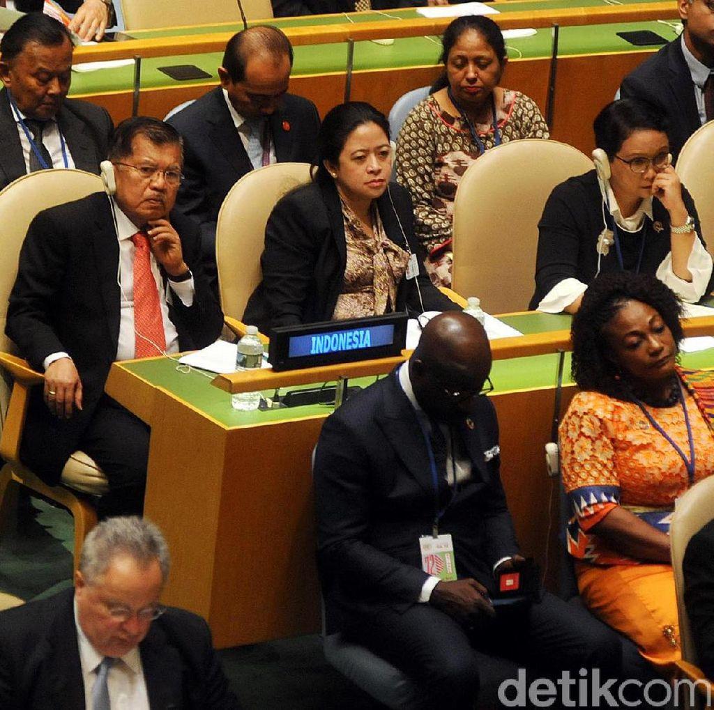 Indonesia Tawarkan Pelatihan Pasukan Perdamaian PBB di Sentul