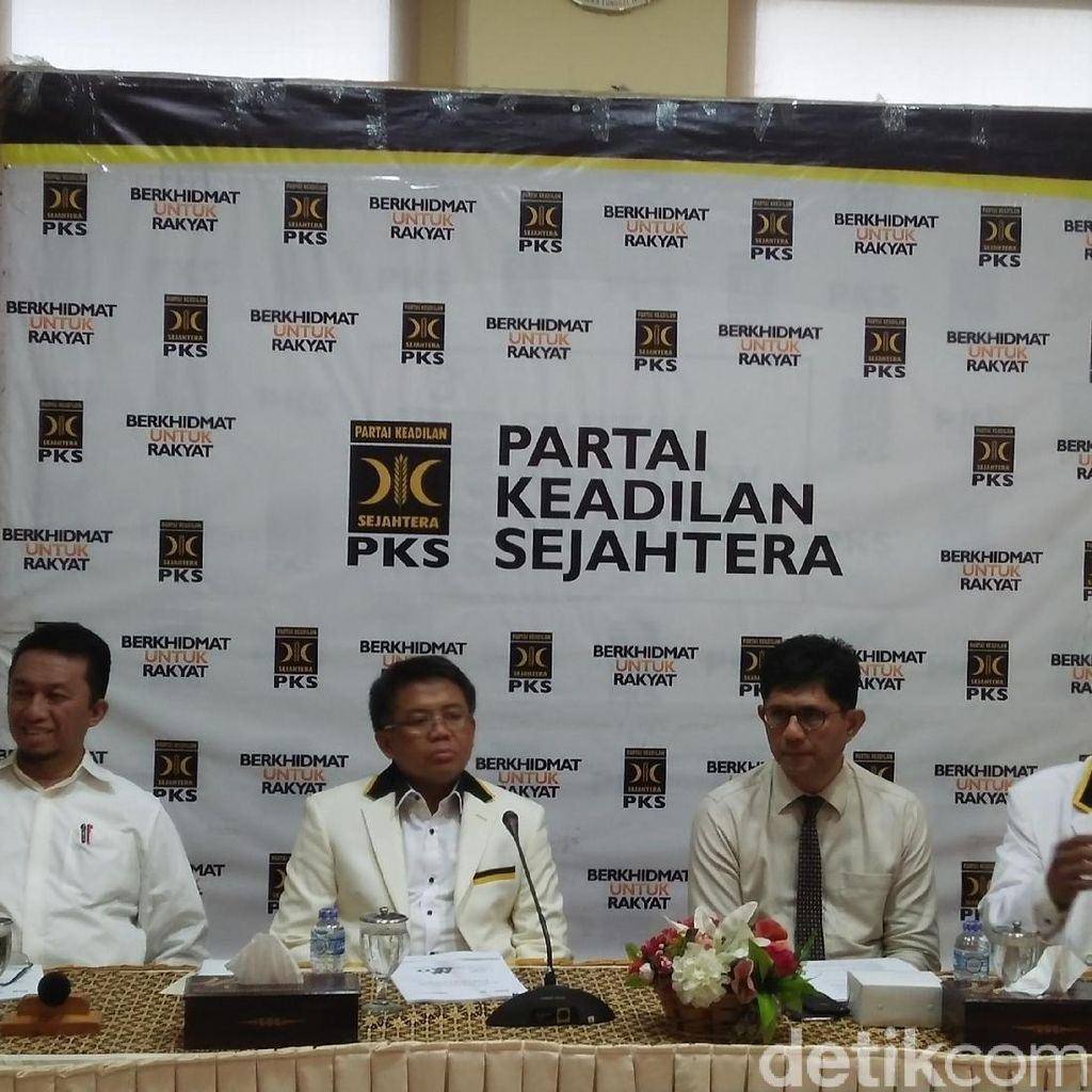 Diskusi Bareng KPK, PKS: Integritas Parpol Penting