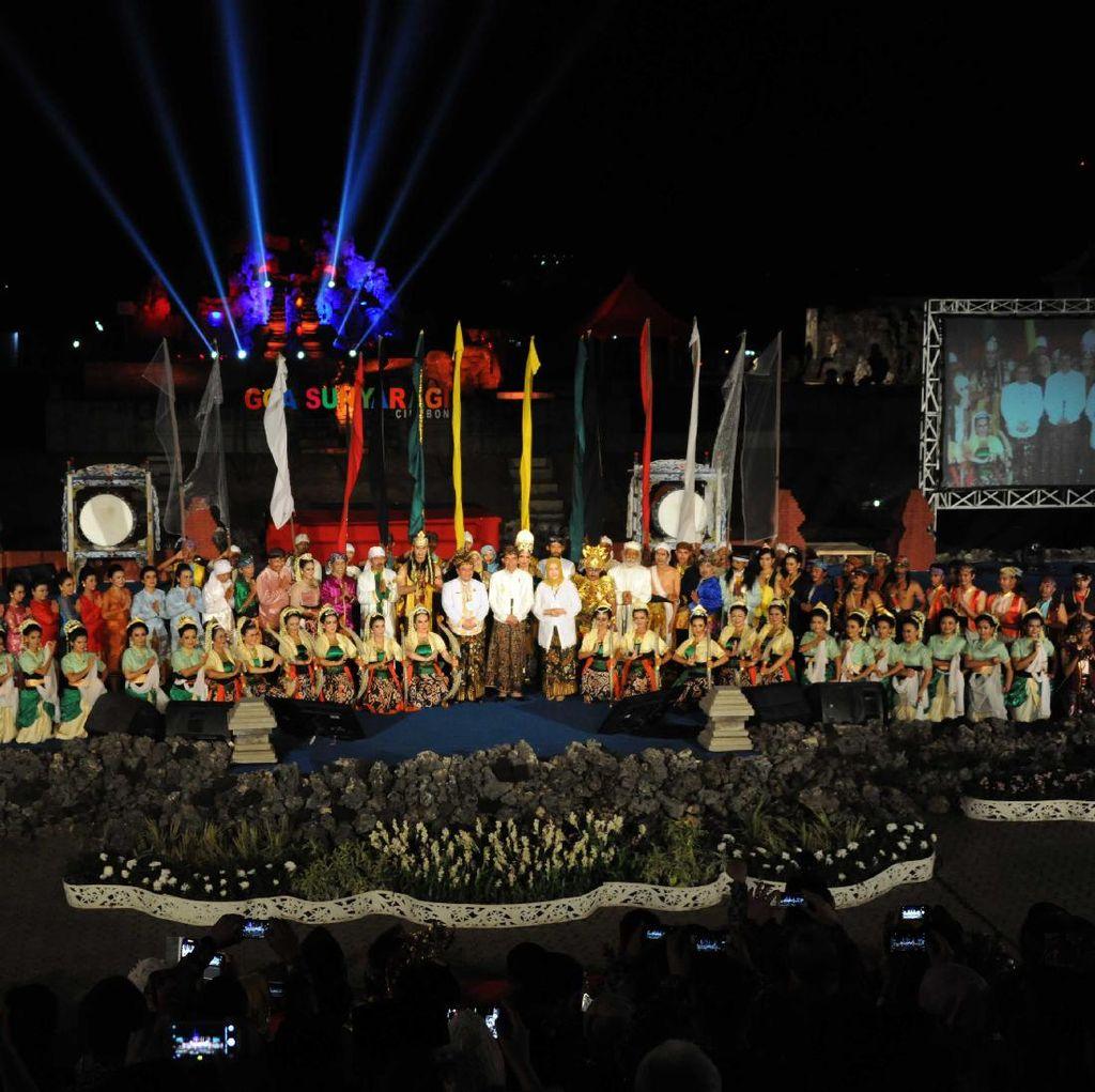 Sultan & Raja Se-Indonesia Minta 7 Hal Ini kepada Jokowi