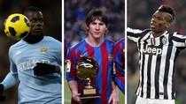Balotelli, Messi, Pogba, dan Peraih Penghargaan Golden Boy Lainnya
