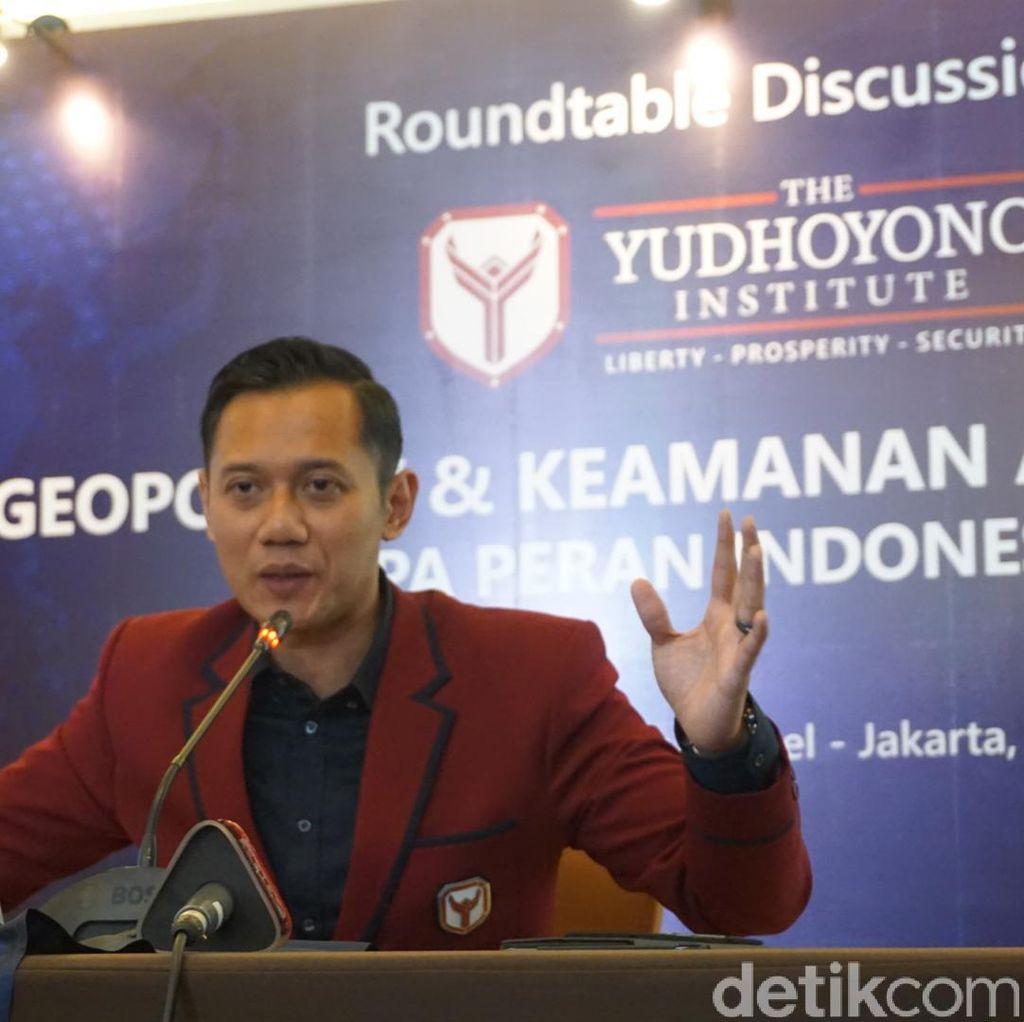 AHY Sarankan Jokowi Kirim Pengamat Independen Terkait Rohingya