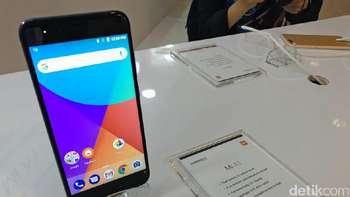 Xiaomi Mi A1 Dijual Rp 3 Jutaan, Ini Wujudnya
