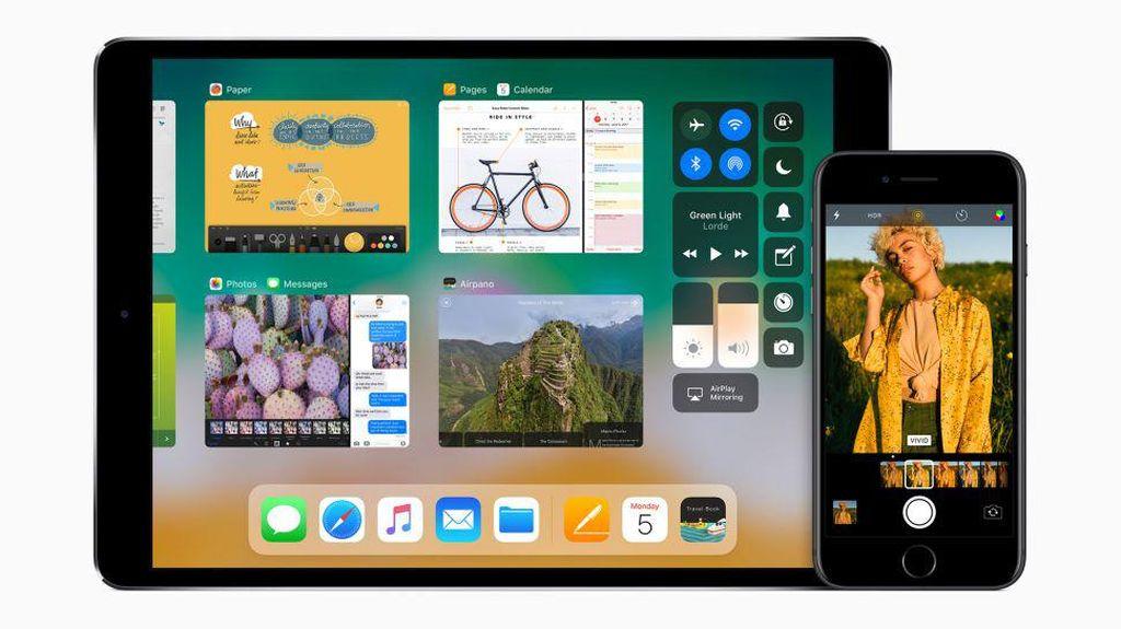iOS 11 Disebar, Ini iPhone dan iPad yang Kebagian