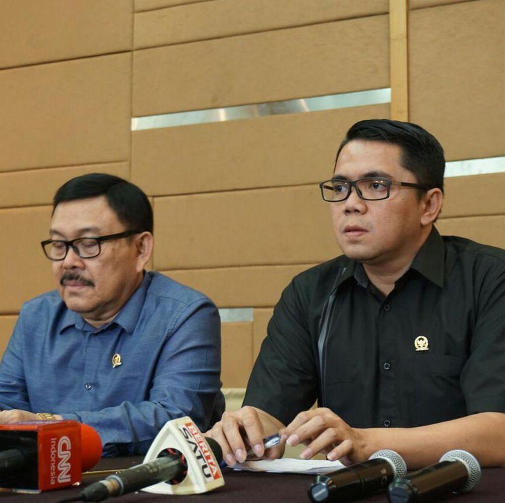 Giliran Borok Ketua KPK yang Disinggung Pansus Angket