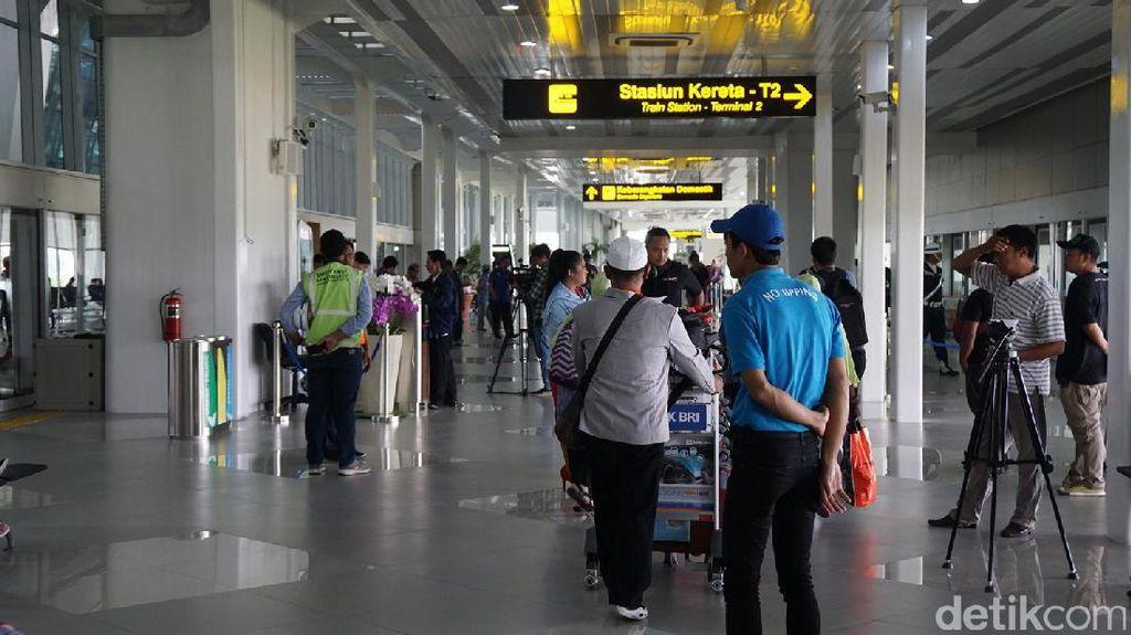 Kata Traveler yang Sudah Naik Skytrain Bandara Soetta