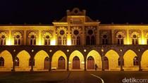 Foto: Stasiun Kereta yang Cantik di Madinah