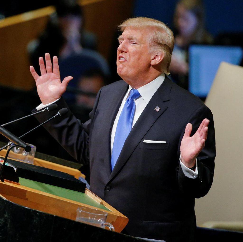 Korea Utara Anggap Ancaman Trump Omong Kosong