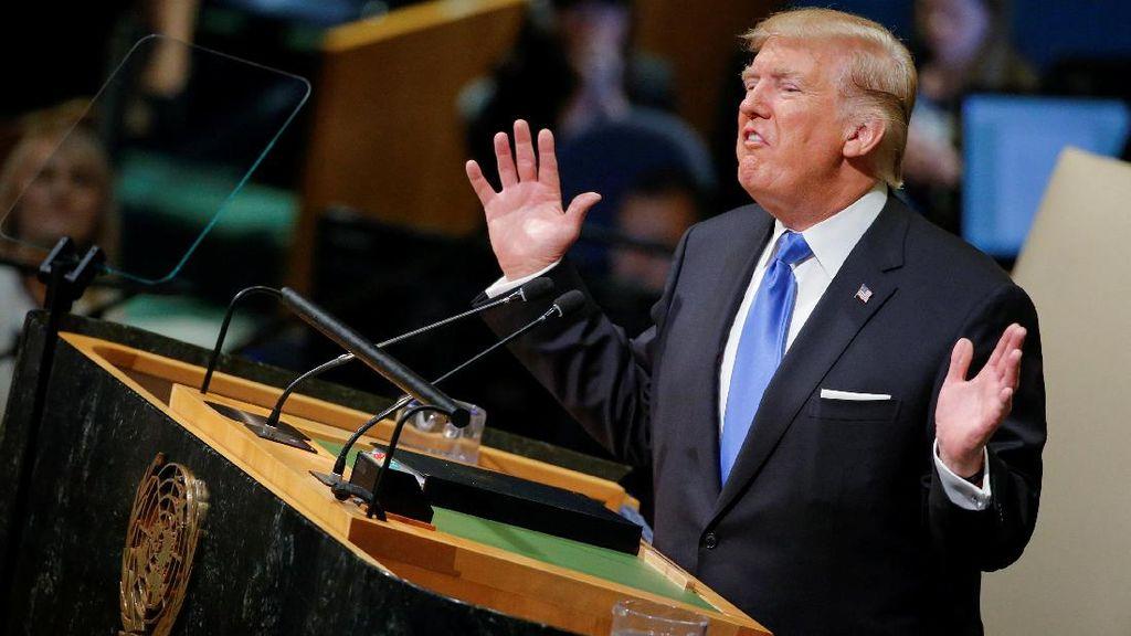 62 Persen Warga AS Ragu Trump Mampu Hadapi Ancaman Korut