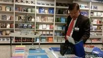 Wapres JK, Kantin PBB dan Buku Presiden Afganistan