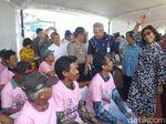 Menteri Susi Ganti Cantrang Nelayan dengan Alat Ramah Lingkungan