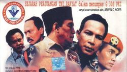 Lokasi Nobar Film G30S/PKI di Blitar Sesuai Permintaan Masyarakat