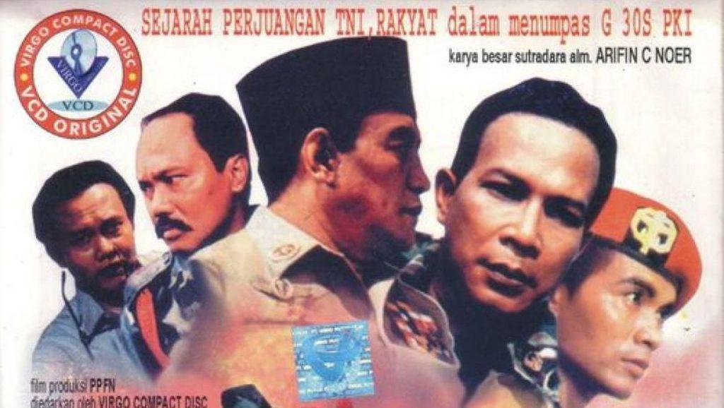 Dukung Jokowi Remake Film G30S/PKI, Christine Hakim Serukan Berpikiran Luas