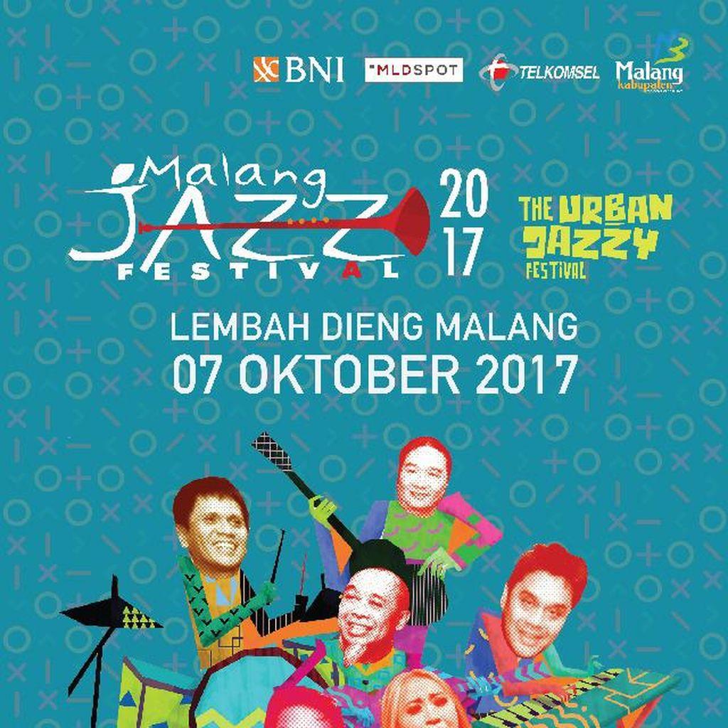 Kejutan untuk Pecinta Jazz di Malang Jazz Festival 2017
