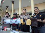 Mobil Anak Wali Kota Risma Dibobol Bandit, Polisi Tangkap 5 Orang