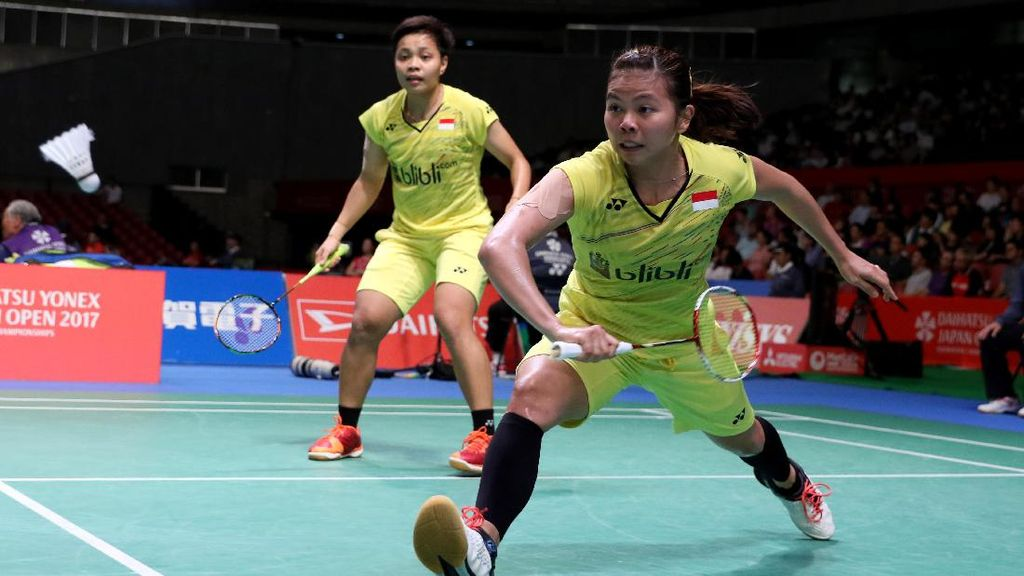 Greysia/Apriani Tersingkir, Indonesia Tempatkan Dua Wakil di Perempatfinal