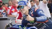 Vinales Ingin Segera Pangkas Selisih Poin dengan Marquez dan Dovizioso