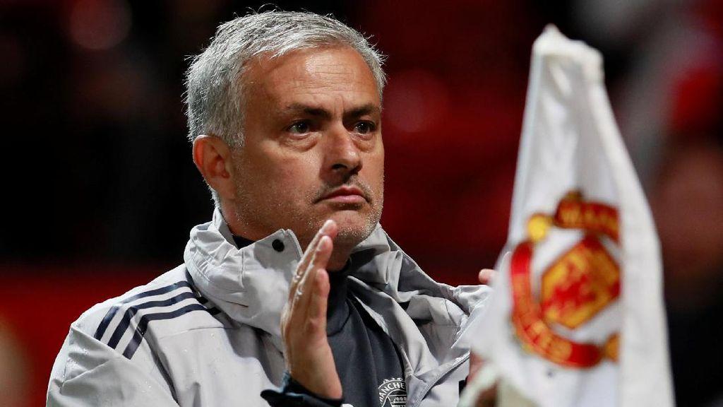 Mourinho: Tanpa Piala Liga, Tim-Tim Inggris Mungkin Lebih Oke di Kompetisi Eropa