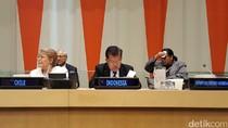 Indonesia Paparkan Konsep Kemaritiman di Forum PBB