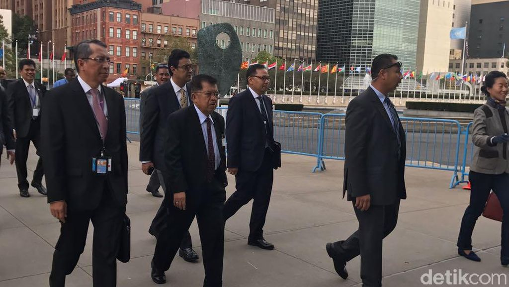 JK: Inovasi Penting bagi Reformasi Pasukan Perdamaian PBB