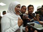 Sudah Izin Jokowi untuk Cagub Jatim? Khofifah: Nanti Pada Saatnya
