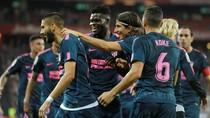 Atletico Menang Tipis atas Athletic Bilbao