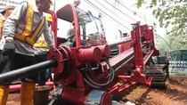 PLN Bikin Jaringan Kabel Listrik Bawah Tanah di Jakarta