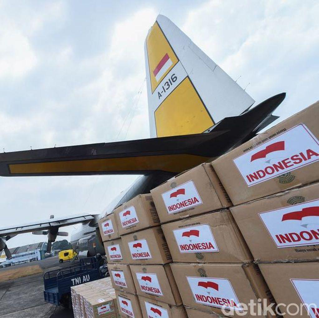 Jokowi Kirim Lagi Bantuan untuk Pengungsi Rohingya di Myanmar