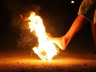 Foto: Main Sepakbola Api