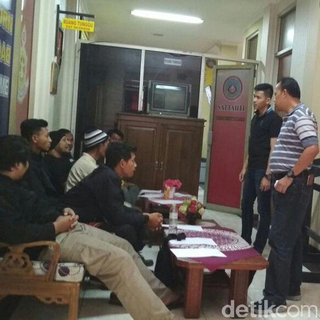 Lakukan Kegiatan Mencurigakan, 35 Orang Diamankan Polisi di Banyumas