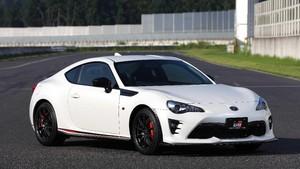 Gantengnya Deretan Mobil Sport Baru Toyota