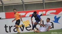 Duel Persib dan Bali United Berakhir Tanpa Gol