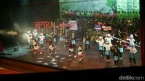 Happy Djarot: Operet Aku Anak Rusun Ide Istri Ahok, Dibiayai Swadaya