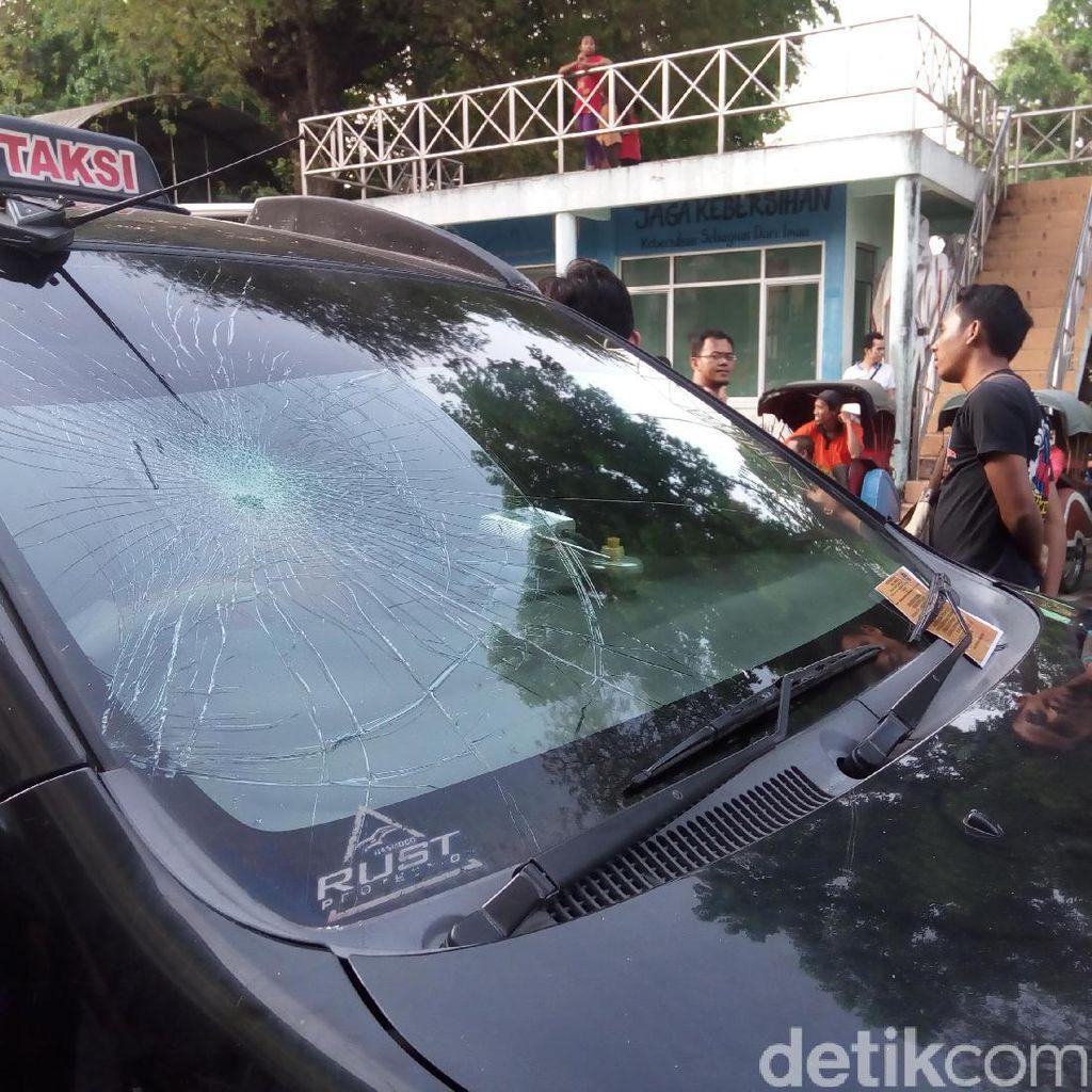 Keributan Sopir Taksi dan Petugas Dishub Solo Berakhir Damai