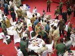 Try Sutrisno, Prabowo, hingga Gatot Temu Kangen di Mabes TNI