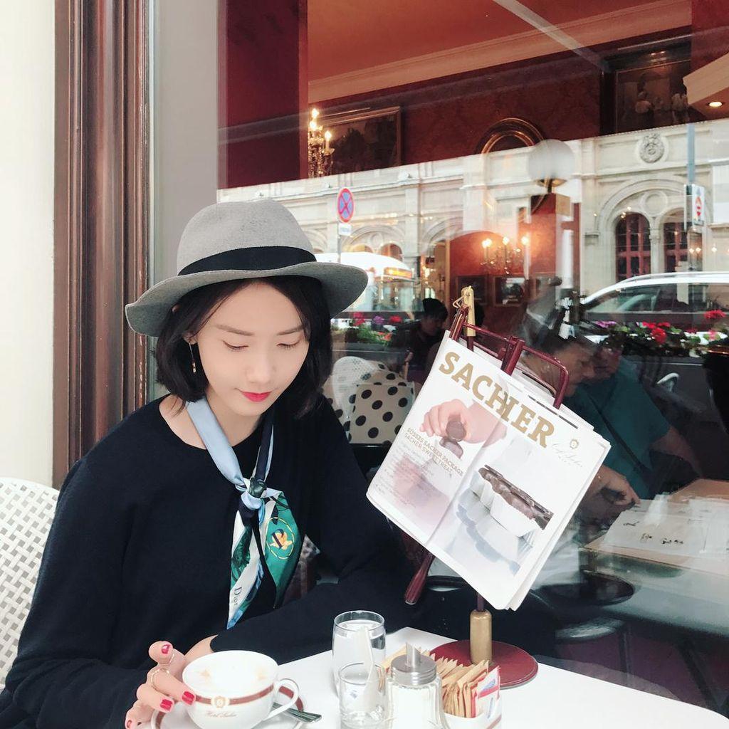 Alasan Yoona SNSD Potong Rambut Pendek