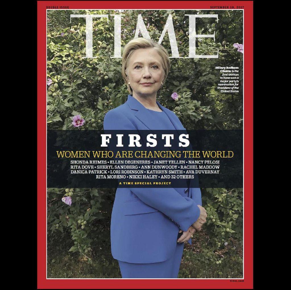 Potret Cover Majalah Hasil Bidikan Kamera HP